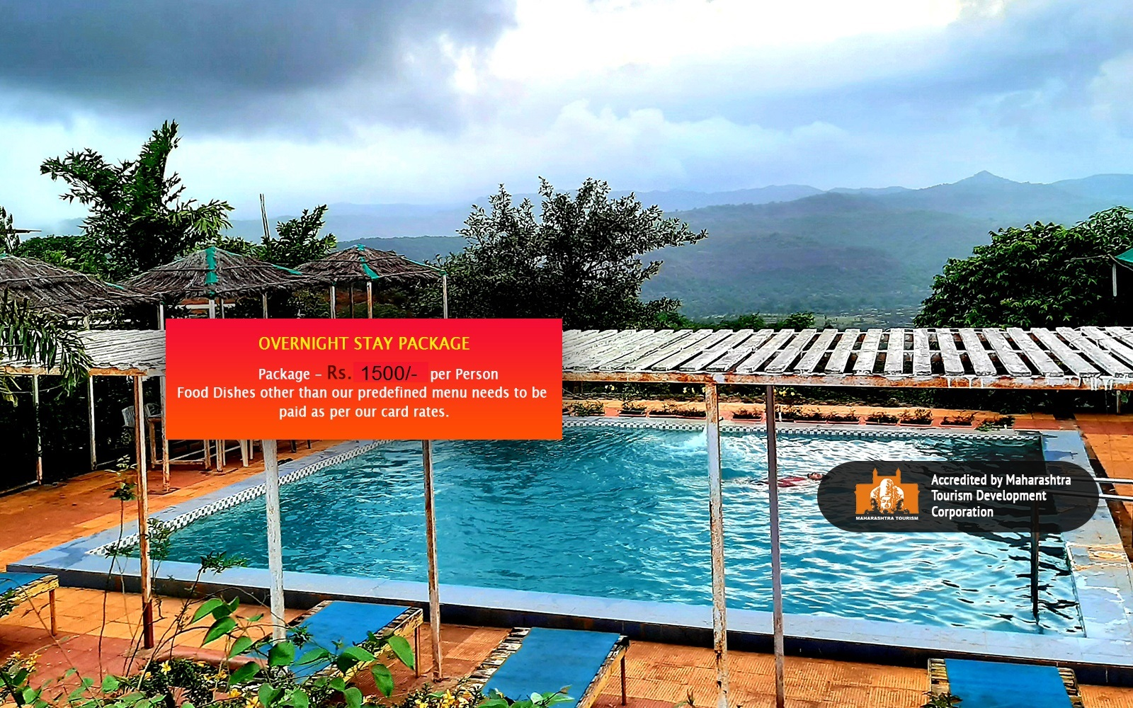 Mango Forest Agro Tourism: Forest Resort Pune   Weekend ...